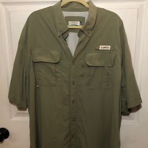 Men's Magellan Sportswear Vented Shirt